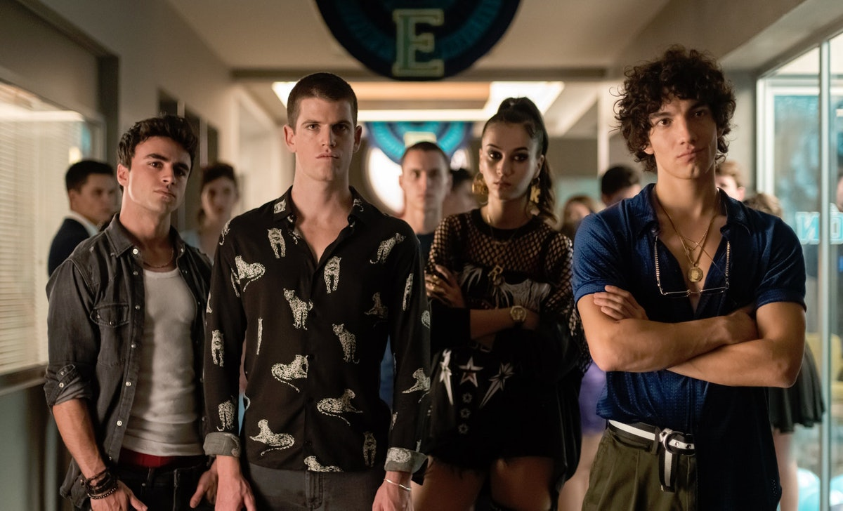 Netflix revealed the new cast for 'Elite' Season 4.