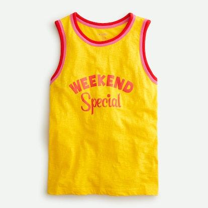 Weekend Special Tank