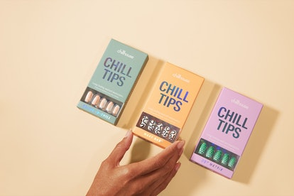 Chillhouse launched new press-on nails that come in three designs.