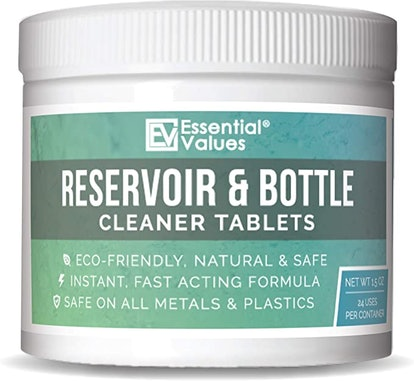 Essential Values 24 Pack Water Reservoir Cleaning Tablets