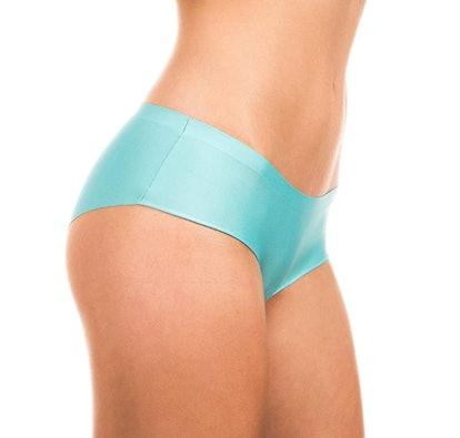 Alyce Intimates Women's Laser Cut Bikini (12-Pack)