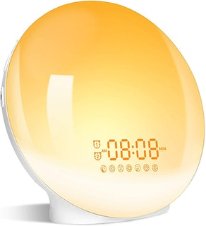 LBell Wake-Up Light Alarm Clock