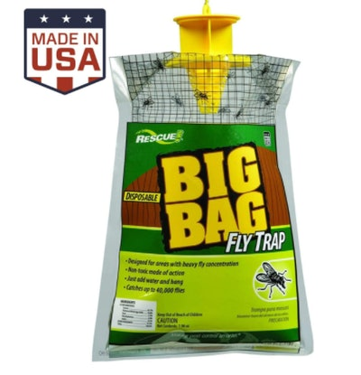 RESCUE! Big Bag Fly Trap