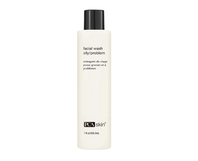 PCA SKIN Facial Wash Oily/Problem Exfoliating Daily Cleanser