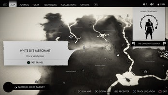 Black Dye Merchant Location, Ghost of Tsushima, White Dye Merchant Location