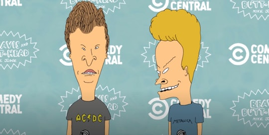 'Beavis and Butthead' are coming to Comedy Central as dads.