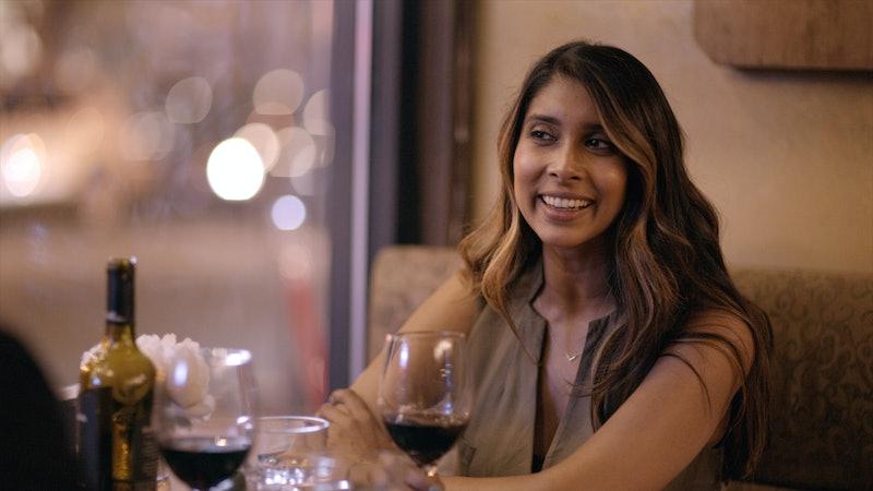 Nadia Jagessar from Indian Matchmaking via NETFLIX MEDIA CENTER