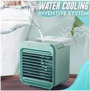 abcnature Rechargeable Water-Cooled Air Conditioner