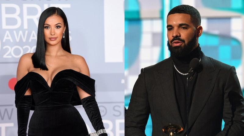 Maya Jama & Drake