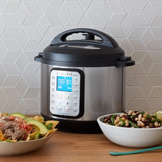 Instant Pot Smart WiFi 8-in-1 Electric Pressure Cooker