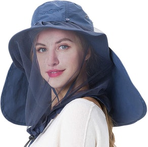 Palmyth Mosquito Head Net Hat