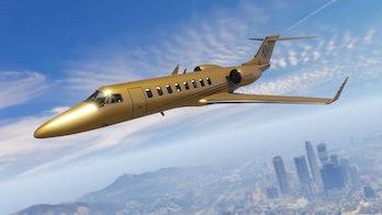 gta 5 custom plane rockstar games