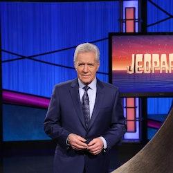 Alex Trebek Knows who should Replace Him As Host On 'Jeopardy!' (via press website)