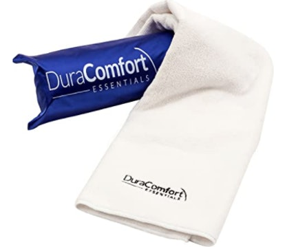 DuraComfort Essentials Microfiber Hair Towel