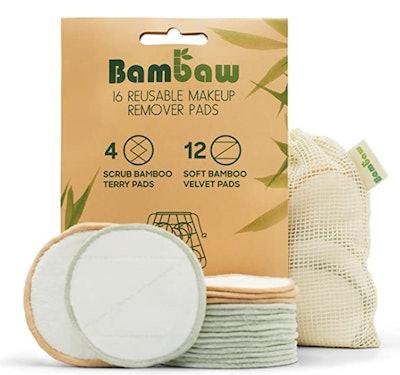 Bambaw Reusable Makeup Remover Pads