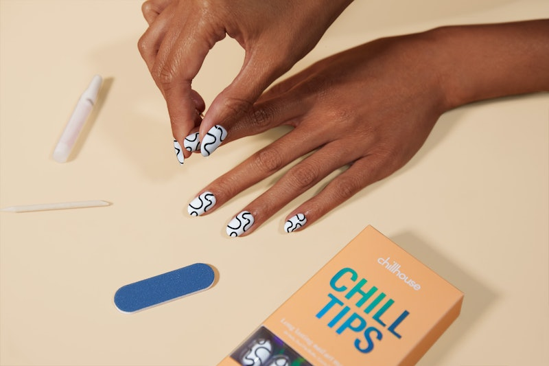 Chillhouse's new Chill Tips are reusable press-on nails.
