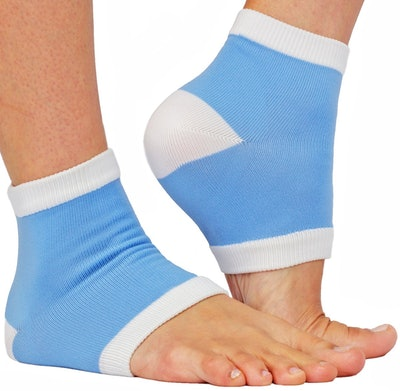 NatraCure Intensive Moisturizing Gel Heel Sleeves