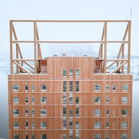 Wooden skyscrapers could transform construction