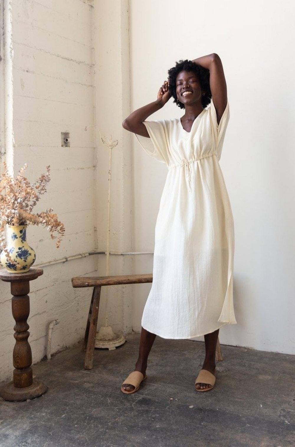 Beloved Dress Ivory