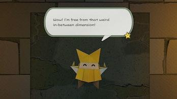 paper mario origami king olivia powers