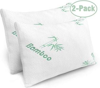 PLX Cooling Shredded Memory Foam Bed Pillows (2-Pack)