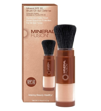 Mineral Fusion Brush-On Sun Defense, SPF 30, UVA and UVB Protection, 0.14 oz