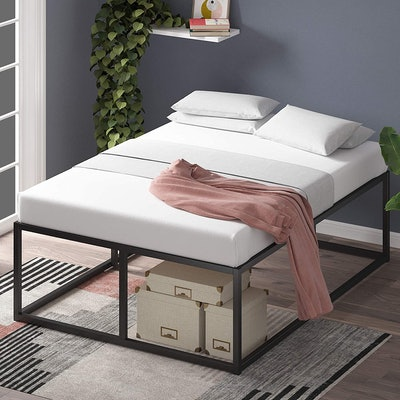Zinus Joseph 18-Inch Queen Size Platform Bed Frame