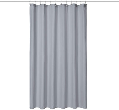 N&Y HOME Fabric Shower Curtain