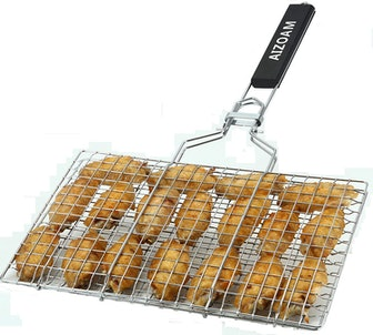 AIZOAM Barbecue Grilling Basket