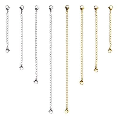 D-buy Stainless Steel Necklace & Bracelet Extender