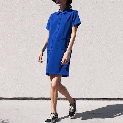 Poly Knit Dress