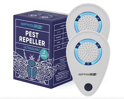 Brinson Ultrasonic Pest Reject Repeller (2-Pack)