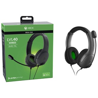 PDP Gaming LVL40 Wired Stereo Headset