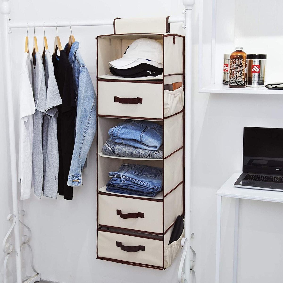 StorageWorks Hanging Drawer Organizer