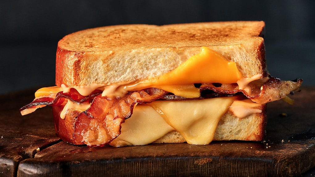 Panera is introducing 3 new sandwiches under $10, and it includes a bacon grilled cheese.
