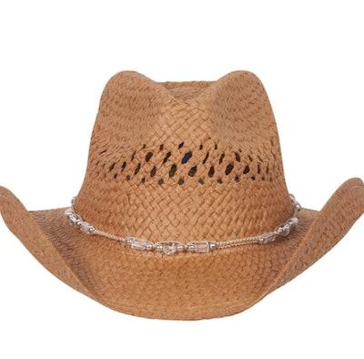 MG Straw Outback Toyo Cowboy Hat