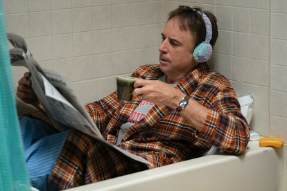 Kevin Nealon as Harry in 'Room 104'