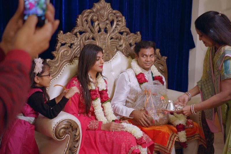 Netflix 'Indian Matchmaking' filmed in 2019 (via Netflix Press Site)