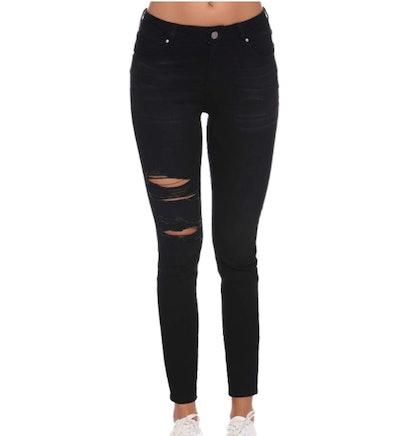 Resfeber Ripped Skinny Jeans