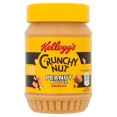 Kellogg's Crunchy Nut Crunchy Peanut Butter