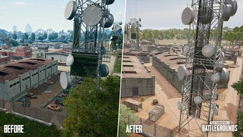pubg sanhok remastered before after bootcamp