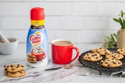 Coffee mate's latest holiday flavor is Cookies n' Cocoa.