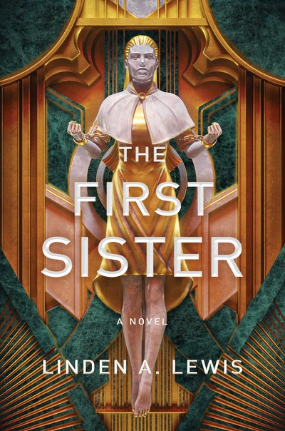 'The First Sister' by Linden A. Lewis