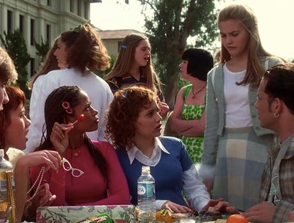 All the barrettes were an iconic beauty moment in the movie Clueless