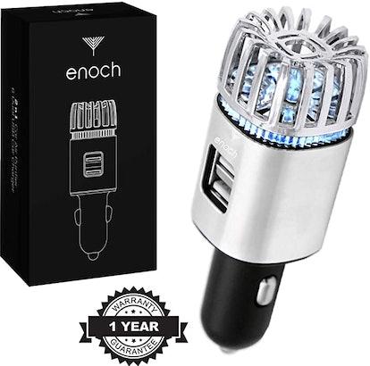 Enoch Car Air Purifier with USB