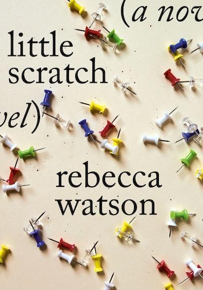 'little scratch' by Rebecca Watson