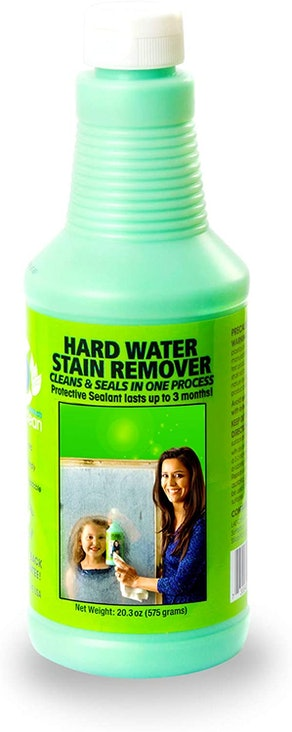 Bio-Clean Products Eco-Friendly Hard Water Stain Remover