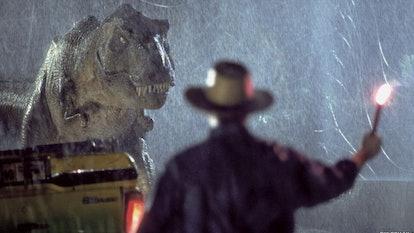 Jurassic Park hits Netflix in August.