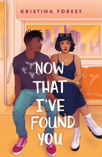 'Now That I've Found You' by Kristina Forrest