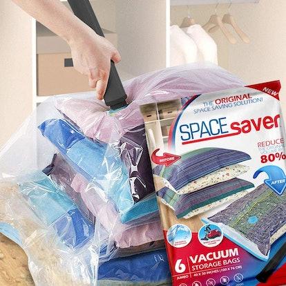 Spacesaver Vacuum Storage Bags (6-Pack)